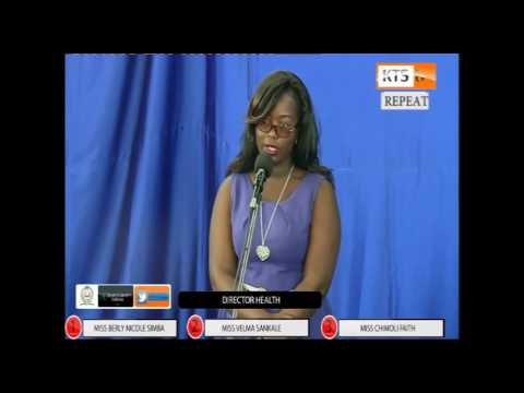 Moi university MUSO Live debate part 1