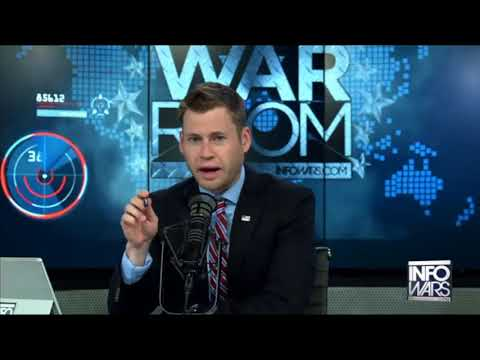 US Senate Candidate Austin Petersen on Infowars