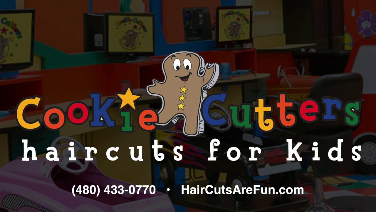 Cookie Cutters Hair Cuts For Kids Youtube