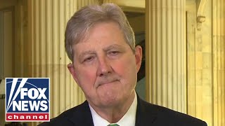 Sen. Kennedy: Chinese Communist Party lies like they breathe