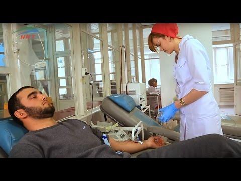 Донор крови - польза или вред