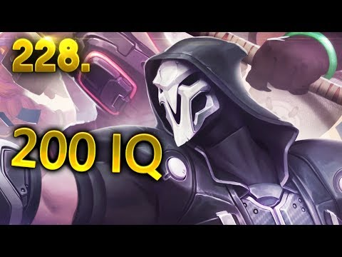 200IQ PLAY..!! | OVERWATCH Daily Moments Ep. 228 (Funny and Random Moments) thumbnail