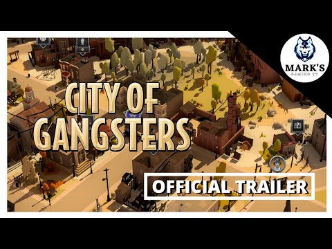 City of Gangsters - Official Trailer  