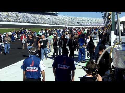 Continental Tire Sports Car Challenge GRAND-AM 200 Pre-Race
