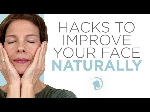 Hacks To Improve How Your Face Looks Naturally