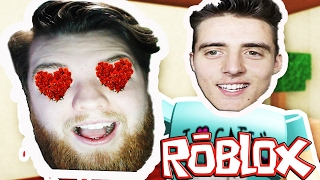 MEETING DENIS DAILY !! Sharky Gaming | Roblox