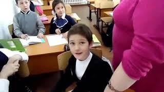 """Литературное чтение 3 класс """"Заячьи лапки"""""""