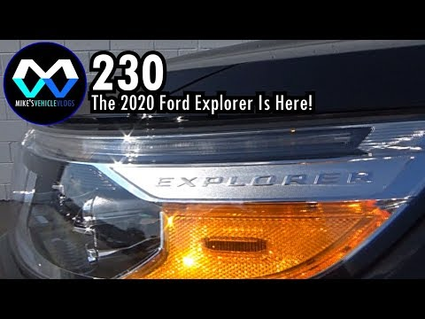 """MV 230 - """"The 2020 Ford Explorer Is Here!"""""""
