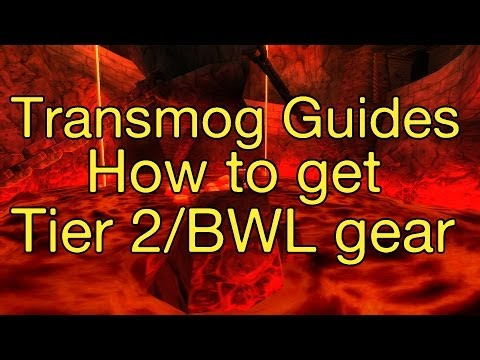 [WoW] Transmog Guides: How To Get Your Tier 2 Gear Sets