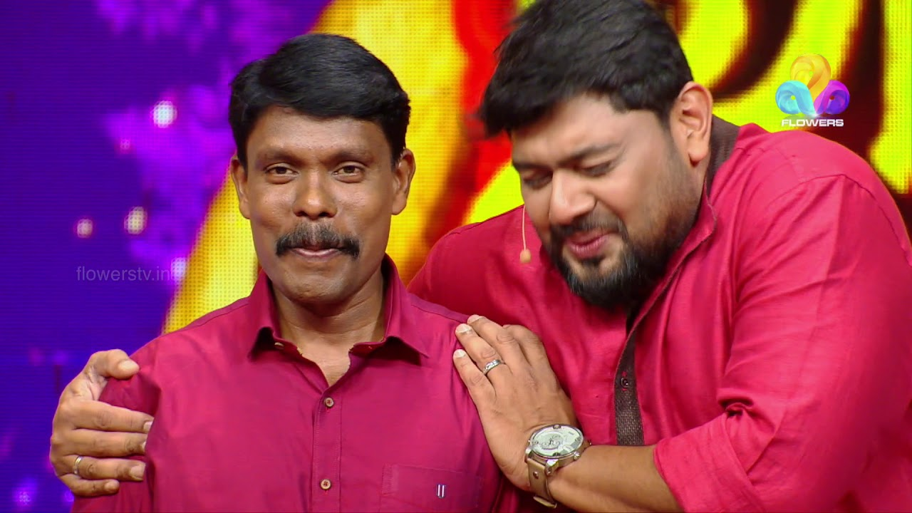 Comedy Utsavam │Flowers│Ep# 110