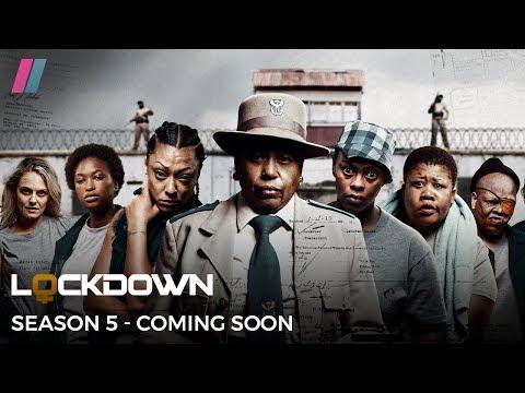 Lockdown Season 5   Trailer   SA Series On Showmax