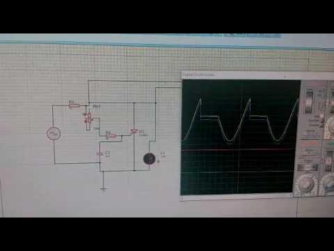 Circuito Variador De Frecuencia : Simulación en proteus del circuito variador de velocidad youtube