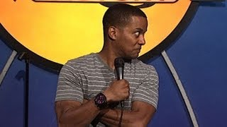 Ron G - Car Fight (Stand Up Comedy)