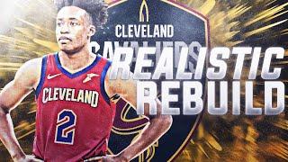 WORST NBA TEAM? REALISTIC CAVS REBUILD! NBA 2K19