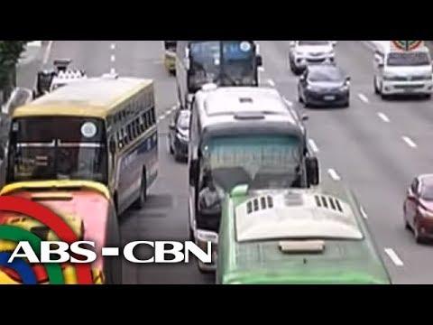 TV Patrol: Halos 600 sasakyan, nasampolan sa yellow lane policy sa EDSA
