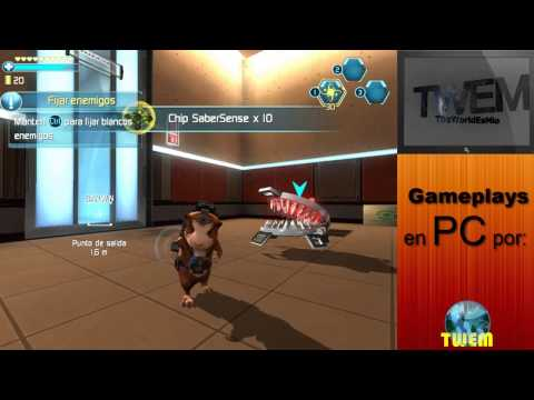 Fuerza G - Gameplay en español PC - parte 1.Tutorial.