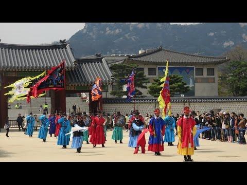 A Tourist's Guide to Seoul, South Korea