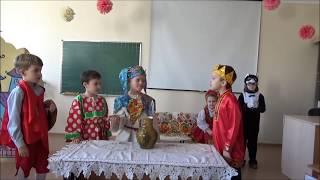 """Мини-спектакль """"Невеста по жребию"""""""