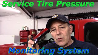 How To Reset Low Tire Pressure Light (TPMS) Tire Monitoring Syetem