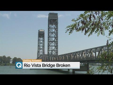 Caltrans Plans to Manually Lift Broken Rio Vista Bridge,  Cargo Ships Stranded in West Sacramento