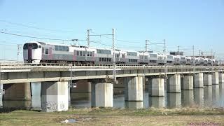 (JR東)215系回送リフレッシュ工事に伴う迂回