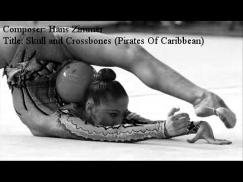 Music For Rhythmic Gymnastics 19 - Skull And Crossbones