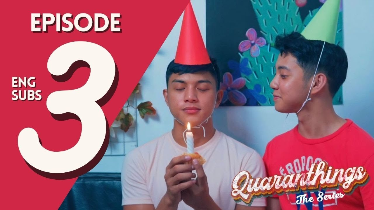 QUARANTHINGS: THE SERIES | EPISODE 3: INSTANT NOODLES [ENG SUBS]