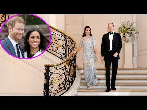Meghan Markle protected by Kate as Duchess takes Prince Harry's fiancee under her wing