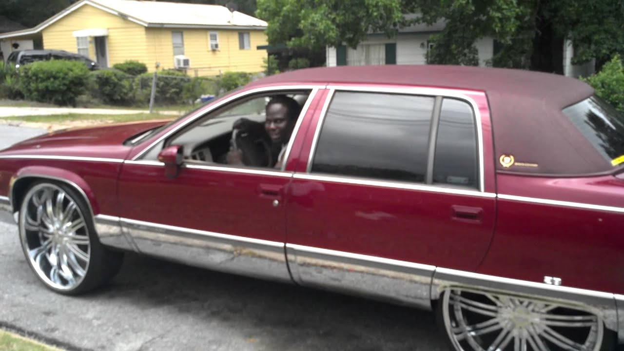 fleetwood on 26s by darreousmoody fleetwood on 26s by darreousmoody