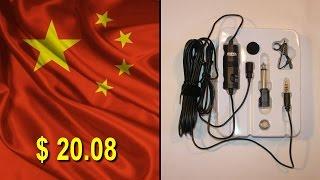 Boya BY-M1 - Всенаправленный конденсаторный петличный микрофон(, 2015-05-31T19:01:07.000Z)