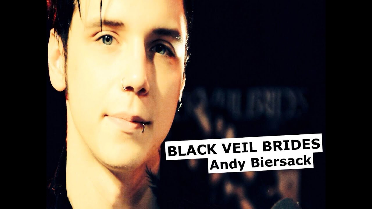 Black Veil Brides Andy Biersack 2014