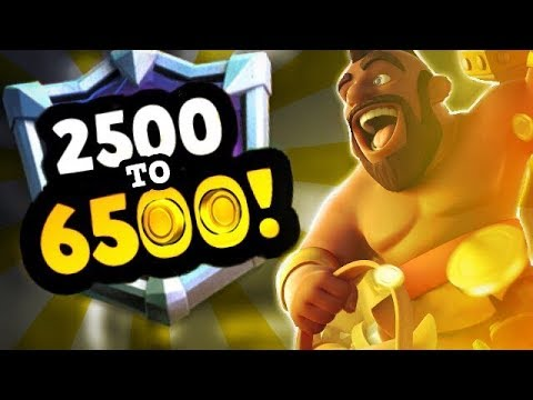 ULTIMATE GUIDE for HOG CYCLE :: Best F2P Deck for Trophies ft SushiPayPay