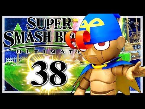 SUPER SMASH BROS. ULTIMATE # 38 👊 Bittere Stunden gegen Geno! • Super Smash Bros. Ultimate thumbnail