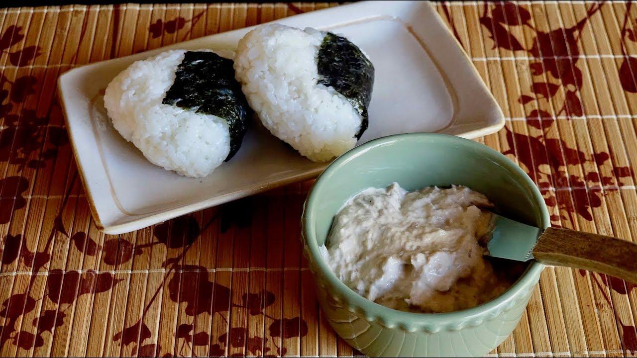 Tuna Mayo Onigiri Recipe Japanese Cooking 101