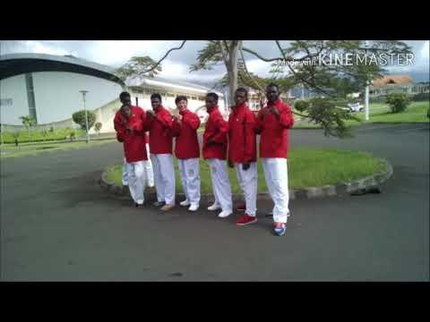 Guinea Ecuatorial taekwondo