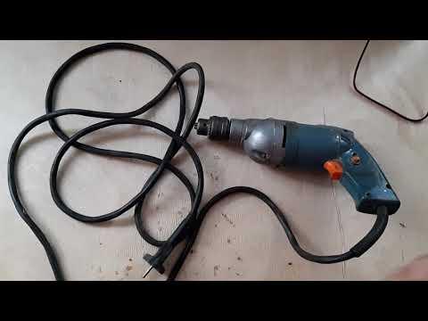 Проверка электроинструмента перед началом работы