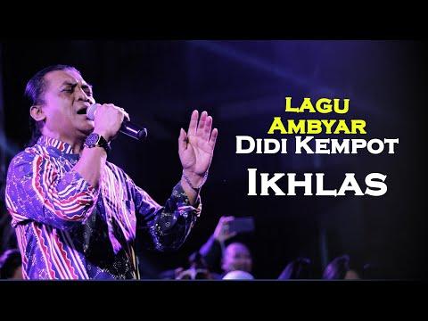 Didi Kempot-Ikhlas-Album Terbaru