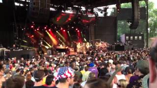 Phish - 07/01/2012 - Alpine Valley - Lonesome Cowboy Bill