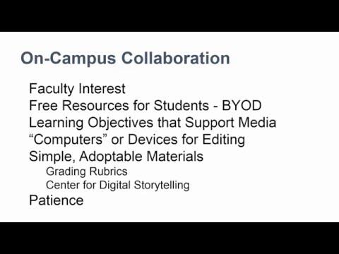 Using Digital Storytelling for Public Health Advocacy