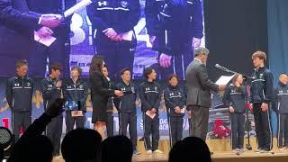 九州地区選手表彰 芦屋ボート 2019.2.9.