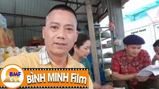 Râu Vẫn Vểnh Ra - Bình Trọng - Hậu Trường Phim Hài Râu ơi Vểnh Ra 2018