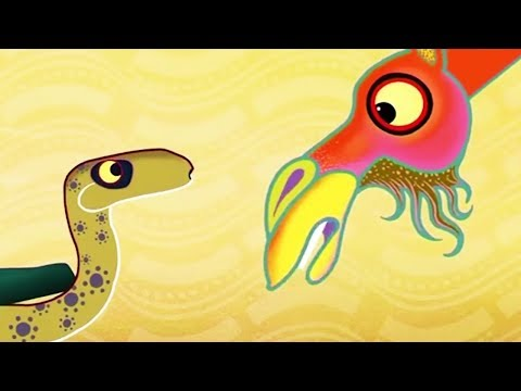 Tinga Tinga Tales | Why Puffadder Sheds His Skin | Full Episodes | Cartoons For Kids | Kids Movies