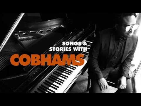 Songs & Stories with Cobhams Asuquo -