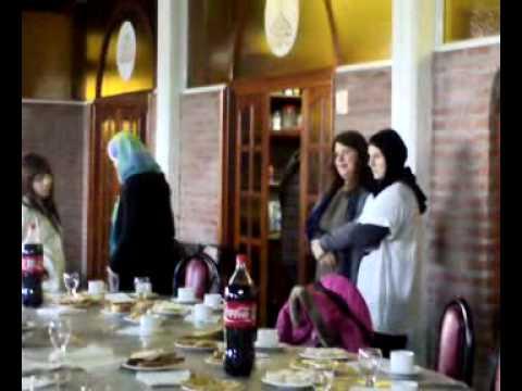 Hari raya idul fitri yang indah bersama moslem Argentina