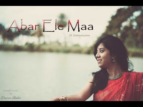 Abar Ele Maa   Dibyangana   Bishal Roy   Jay Dee   Daeron Studios   in 4k