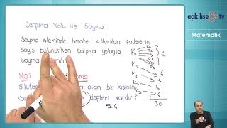 Matematik 3 Sayma Ve Olasilik Sayma 1 1080p