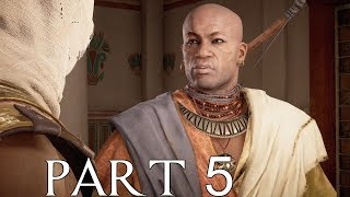 Assassin's Creed Origins Part 5/Gameplay Walktrough/GREEK