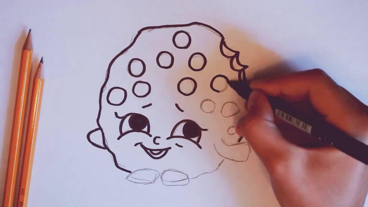 Видео как нарисовать шопкинсов