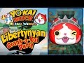 Yo-kai Watch Wibble Wobble - Libertynyan Event Finale! Crank-a-kai Party! [ios Android Gameplay] video