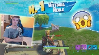 ROYAL VICTORY KILLING EVERYONE IN THE END GAME!! Amazing! Fortnite